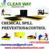 CHEMICAL SPILL PREVENTION AND CONTROL