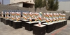 Route marker cylindrical
