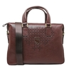 VILADO Luxury Leather Shoulder Bag for Men