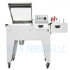 FM series 2 IN 1 shrink packaging machine