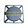 Iron/Ductile Iron Full Floor (Square) Iron Manhole ...