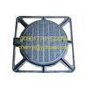 Iron/Ductile Iron Full Floor (Square) Iron Manhole ...