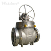 Stainless Steel Top Entry Ball Valve, A351 CF8M, 2 ...