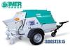 IMER BOOSTER 15 R - Piston Shotcrete Pump / Co ...