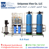 WATER TREATMENT PLANT AND ACCESSORIES