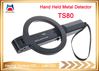 Detect Area Can Folding Hand Held Metal Detector Security Detector For Security Checking