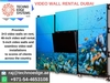 For LED Video wall Rental in Dubai & UAE Call  ...