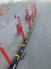 Road seperator barrier