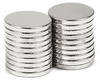 Neodymium Industrial Grade Magnets 20-mm x 3&# ...