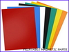 Magnetic Colored Sheet A4 Size