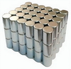 Neodymium Industrial Grade Magnets 6-mm x 10&# ...