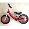 Civa aluminium alloy kids balance bike H01B-01A air wheels
