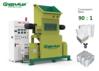 Professional GREENMAX PE foam densifier