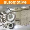 PEEK Parts in Auto Automotive Industry Part Polyet ...