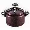 Buy Lambart Pressure cooker 11 liters - Red Granite from Shatri Store!