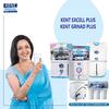 Kent water purifier system