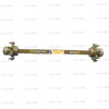 75 mm Steelland ind SLI tractor trolley axle