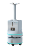 Disinfectant Sanitizing spray Robot for sanitizati ...