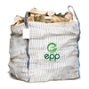 Ventilated duffel bag, FIBC Ventilated Bags, Vented Jumbo Sacks, Big Vented Log Bag,  perforated bulk bags, perforated log bags, Log Sacks, ventilate firewood packing bag, Breathable Ventilated Big Bags