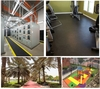 Rubber flooring and Jogging Tracks