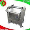 Automatic fish squid skinning machine