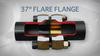 37 Degree Flare Flange