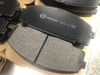 TOYOTA HAICE BRAKE PADS SEMI-METALLIC