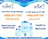 Majan Bottled Drinking Water