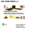 CHEMICAL SPILL PREVENTION AND CONTROL SUPPLIERS AN ...