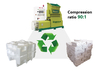 Recycling machine GREENMAX M-C200 foam densifi ...