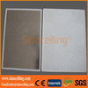 pvc laminated gypsum ceiling tile,pvc gypsum board
