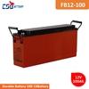 CSBattery 12v100ah backup energy  Lead acid Battery for Golf-car/Buggies/Emergency-lighting/Power-Inverter/forklift