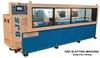 AUTOMATIC SLOTTING MACHINE FOR PVC / PE PIPES