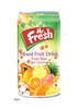 Mr. Fresh Mixed Fruit Fruit Bite Can /180ml