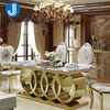 Wholesale Gold Metal Stainless Steel Dining Room S ...