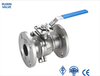 2PC Floating type Ball Valve with ISO5211 mount pa ...