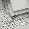 PERFORATED SHEET & WIRE MESH.
