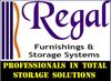 OFFICE FURNITURE AND EQUIPMENT RETAIL from REGAL FURNISHINGS & STORAGE SYSTEMS