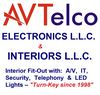 audio visual mounting systems from AVTELCO ELECTRONICS LLC