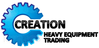 serial number tracking from CREATION HEAVY EQUIPMENT TRDG - ROMTECK
