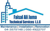 dubai municipality approvals from F.A.J TECHNICAL SERVICES LLC
