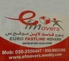 MOVERS PACKERS from DUBAI HOUSE MOVERS AND PACKERS CALL NOW