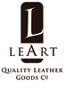 LEATHER from LEART QUALITY LEATHER GOODS CO