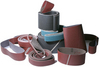 leather belts from EMERGING ABRASIVES LLC