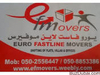 shifiting boxes from DUBAI FLATS VILLAS HOUSE MOVER PACKER 0508853386