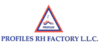 RUBBER PRODUCTS from PROFILES R H LLC