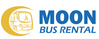 airports transportation service from MOON BUS RENTAL LLC