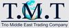 construction equipment and machinery suppliers from TRIO MIDDLE EAST TRADING COMPANY