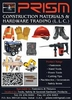 building equipment from PRISM CONSTRUCTION MATERIALS & HARDWARE
