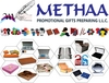 advertising print media from METHAA PROMOTIONAL GIFTS PREPARING LLC